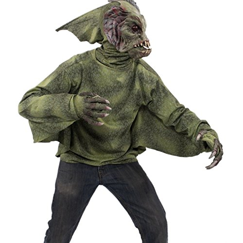 Zagone Studios Deep Sea Creature Costume with Shirt and gloves]()