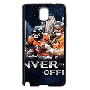 Samsung Galaxy Note 3 Black Cell Phone Case Denver Broncos NFL Phone Case Sports NLYSJHA0927