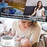 White Noise Machine, Sleep Sound Machine for Baby