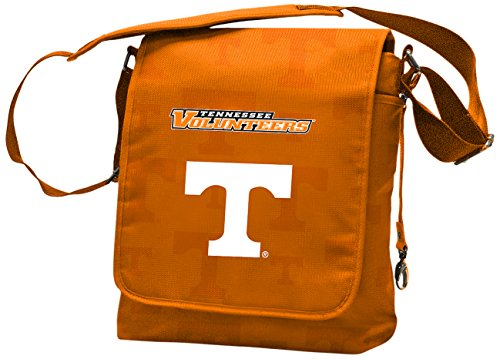 - Wild Sports NCAA College Tennessee Volunteers Messenger Diaper Bag, 13.25 x 12.25 x 5.75-Inch, Orange