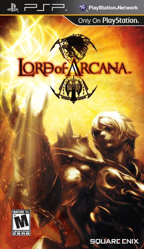 Lord of Arcana - Sony PSP