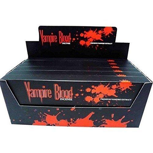Nandita Vampire Blood Incense Sticks Agarbathi - 15g Boxes (12)