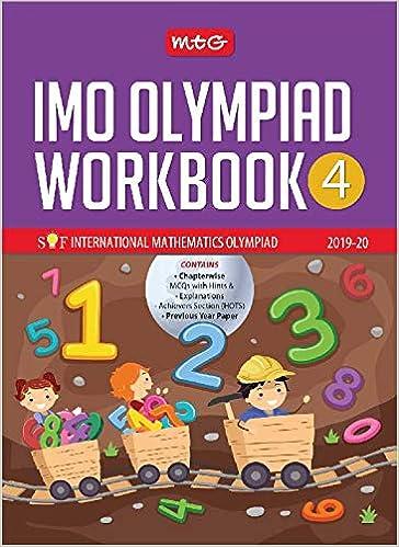 Buy International Mathematics Olympiad Work Book -Class 4