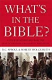 What's in the Bible: A One-Volume Guidebook to