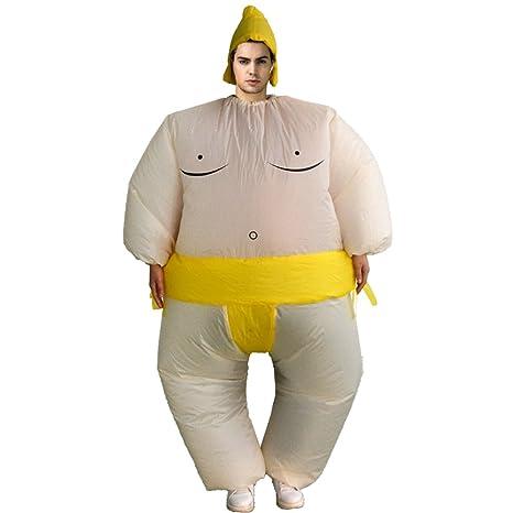 JASHKE Disfraz Hinchable para Niños Disfraz de Halloween ...
