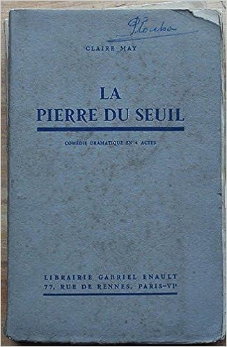 Livres gratuits à télécharger en ligne à lire La pierre du seuil in French PDF MOBI B01B9NU196