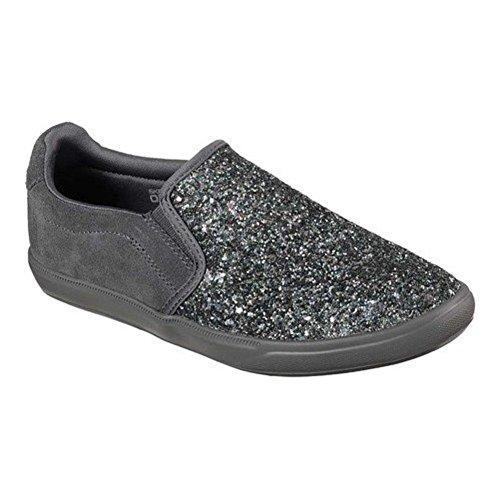 Skechers Go Vulc 2 Glint 14593/CHAR Charcoal Sz 10us