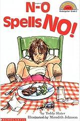 N-O Spells No (Hello Reader, Level 2) Paperback