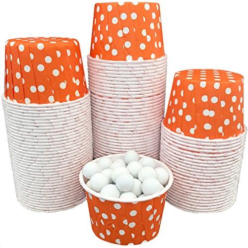 mini baking cups dots - 7