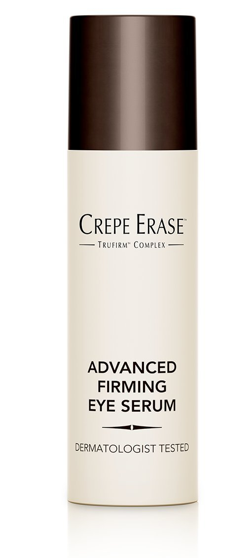 Crepe Erase – Advanced Firming Eye Serum – TruFirm Complex – 0.5 Ounce