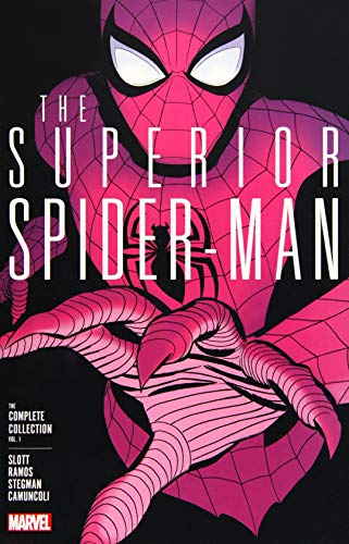 - Superior Spider-Man: The Complete Collection Vol. 1 (The Superior Spider-Man: The Complete Collection)