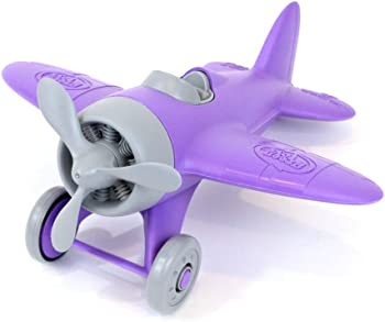 Green Toys Airplane Vehicle Toy (Purple)