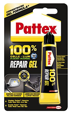 pattex multi usages 100 repair gel 20 g top bricolage. Black Bedroom Furniture Sets. Home Design Ideas