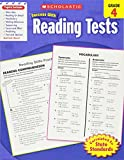 img - for Scholastic Success With Reading Tests, Grade 4 (Scholastic Success with Workbooks: Tests Reading) book / textbook / text book
