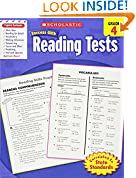 #7: Scholastic Success With Reading Tests,  Grade 4 (Scholastic Success with Workbooks: Tests Reading)