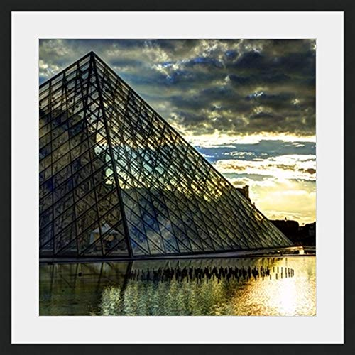 First Avenue Art & Framing Home Decor | Quality Framed Artwork | Interior Accents | Louvre III - Land & Seascape (24