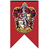 Harry Potter Gryffindor House Crest Wall Banner