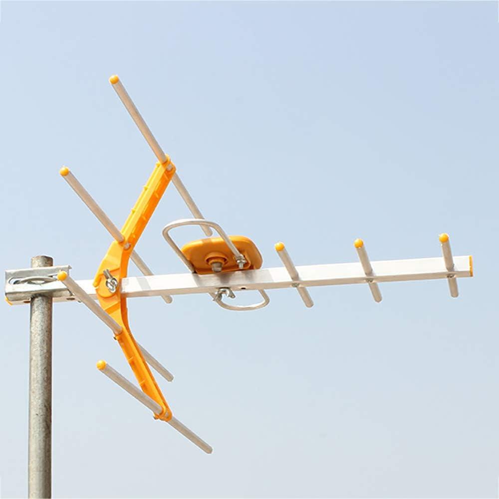 CNRGHS Antena HDTV Digital Amplificada Antena Exterior, Al ...