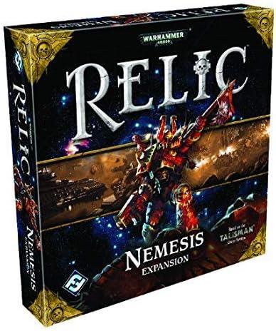 Warhammer Relic: Nemesis Board Game Expansion: Fantasy Flight Games: Amazon.es: Juguetes y juegos