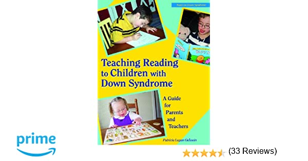 Amazon.com: Teaching Reading to Children With Down Syndrome: A ...