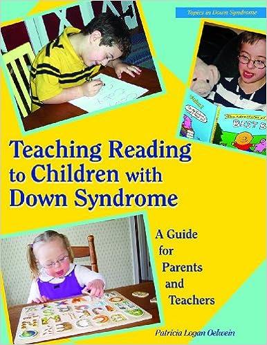 Teaching Reading-Children W/Down Syndrom: Patricia Logan Owlwein ...