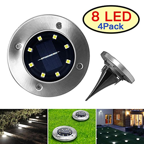 Outside Ground Led Lights in Florida - 7