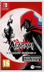 Aragami: Shadow Edition: nintendo switch: Amazon.es: Videojuegos