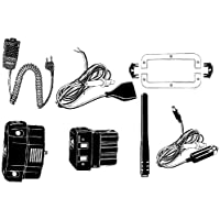 Uniden Flush Mountkit For Oceanus & Solara Dsc Radios