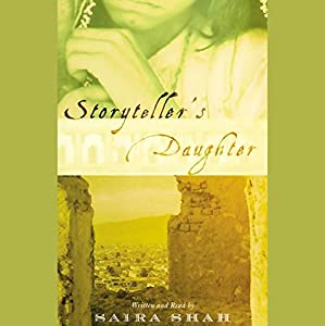The Storyteller's Daughter Audiobook