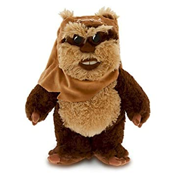 Disney Wicket Ewok Plush - Star Wars - Small - 10 by Disney ...