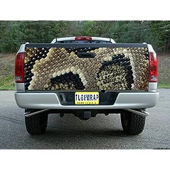 Amazon.com: T169 Portón Trasero Wrap de piel de serpiente ...