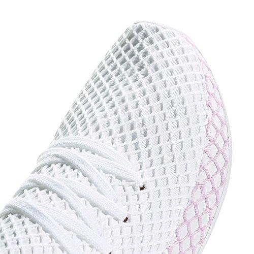 Deportivas Para Runner 2018 Sneaker Deerupt Clear Adidas Moda Zapatillas Mujer Lilac White qatxZ