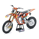 NewRay 1:6 Scale Dirtbike Red Bull KTM 450SX-F 2014 Orange/Black 1:6