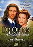 DVD : Dr. Quinn Medicine Woman: The Movies (The Movie / The Heart Within)