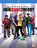 DVD : The Big Bang Theory - Season 1-9 [Blu-ray] [Region Free] [UK Import]