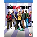 The Big Bang Theory - Season 1-9 [Blu-ray] [Region Free] [UK Import]