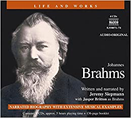 Buy johannes brahms life works s book online at low prices in flip to back flip to front fandeluxe Choice Image
