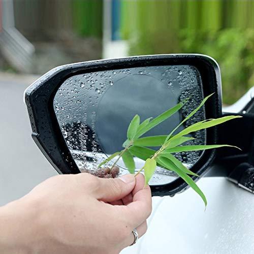 pellicola protettiva per specchietto retrovisore auto anti-appannamento trasparente antipioggia morbida pellicola UkYukiko