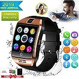 Bluetooth Smart Watch Fitness Tracker, Qidoou...