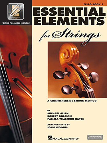 Essential Elements for Strings - Book 1 with EEi: - Book Music Essentials