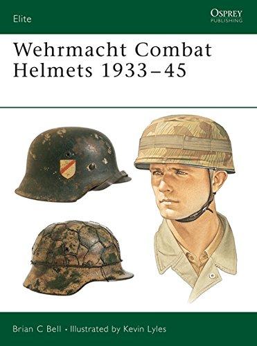 Wehrmacht Combat Helmets 1933–45 (Elite)