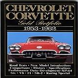 Chevrolet Corvette, 1953-62, R. M. Clarke, 1855200295