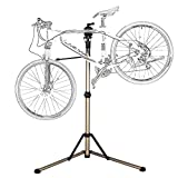 Bike Repair Stand -Shop Home Bicycle Mechanic Maintenance Rack- Whole Aluminum Alloy