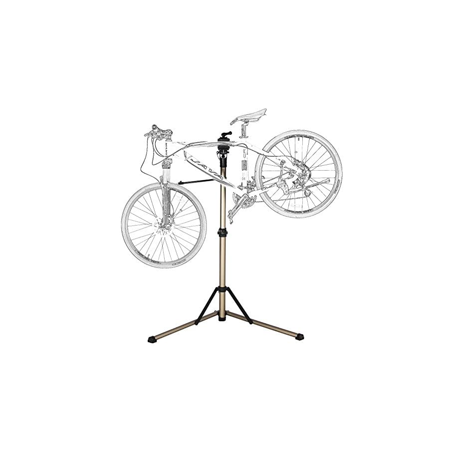Bike Repair Stand Shop Home Bicycle Mechanic Maintenance Rack Whole Aluminum Alloy