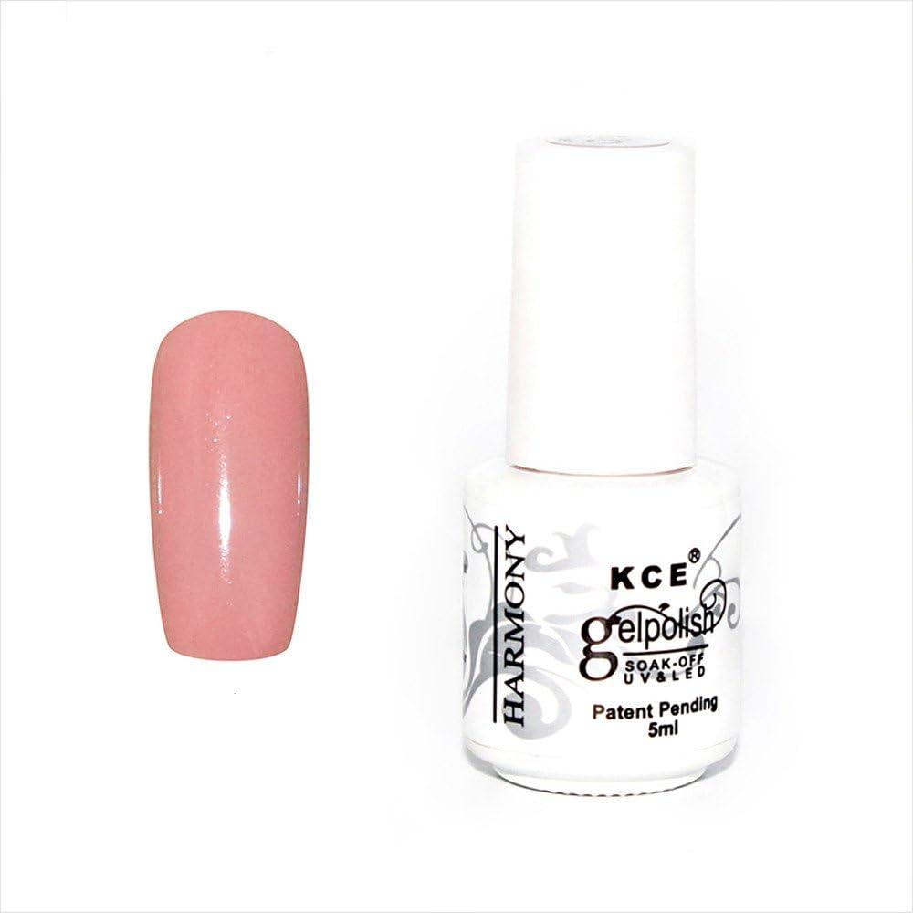 ❀ Esmalte de uñas semipermanente Higlles Gel UV LED Soak Off Kit Manicura para uñas desnuda 5 ml regalo: Amazon.es: Belleza