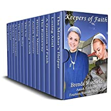 Amish Romance: Keepers of Faith: Fourteen Romance Box Set