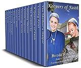 Amish Romance: Keepers of Faith: Fourteen Romance
