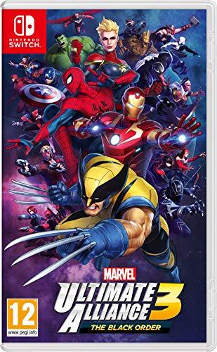 Marvel Ultimate Alliance 3: the Black Order (Nintendo Switch) (Ultimate Marvel)