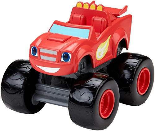 Fisher-Price Nickelodeon Blaze & the Monster Machines, Talking Blaze (Red Monster Truck)