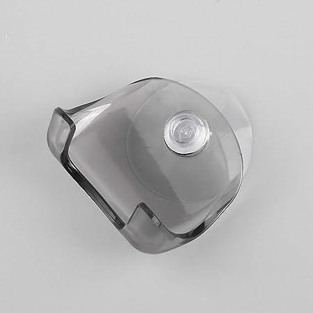 yanana 2PCS plastica Super Ventosa Rasoio Rack Cancella Holder Bagno Rasoio Rasoio Rack di stoccaggio Staffa